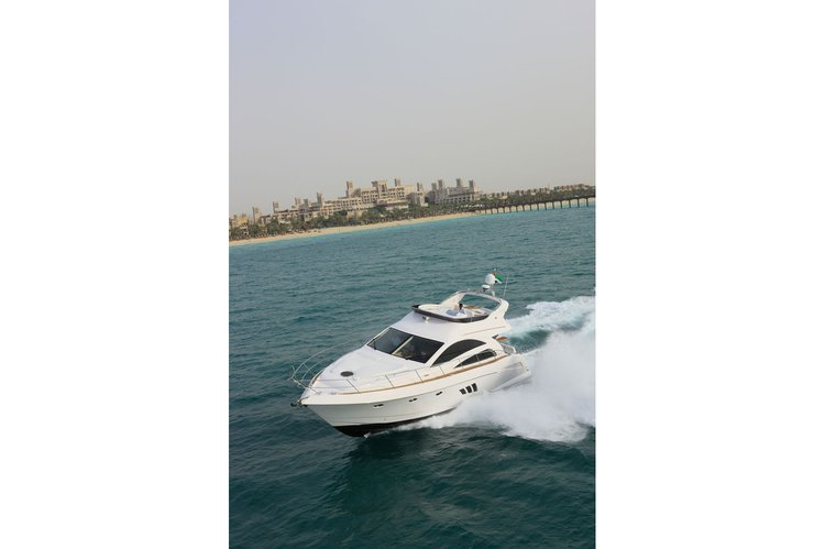 Rent our comfortable motor boat to enjoy with your family