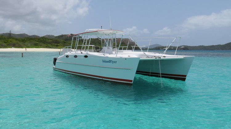 Boat for rent Blue Planet 36.0 feet in American Yacht Harbor, U.S. Virgin Islands