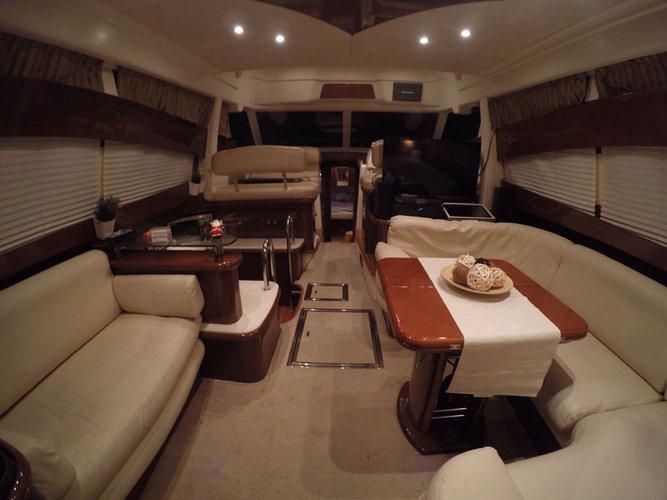 Boat for rent Jeanneau Prestige 47.0 feet in Sentosa Cove, Singapore