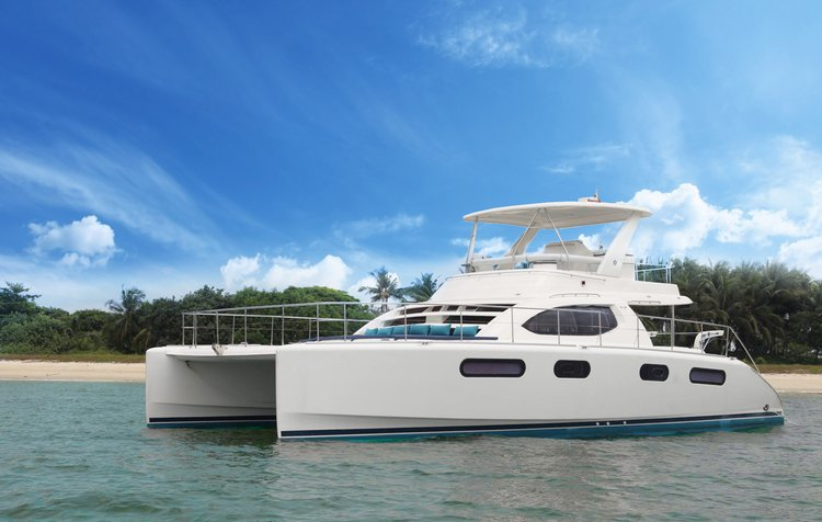 Boat for rent Lagoon 40.0 feet in Sentosa, Singapore