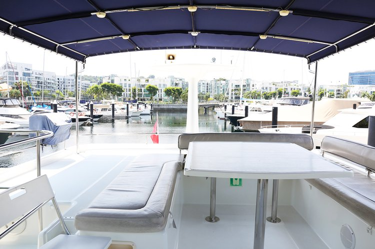 Boat rental in Marina At Keppel Bay,