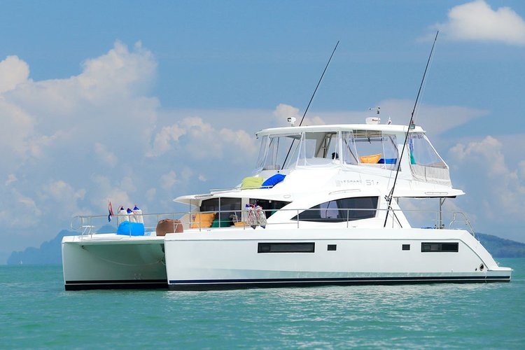 Boat for rent Leopard 51.0 feet in Boat Lagoon Phuket, Thailand