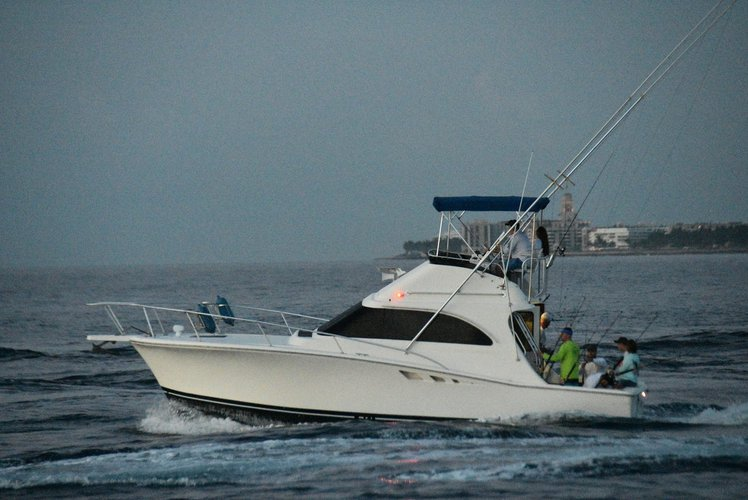 Offshore sport fishing boat rental in Sailfish Marina and Resort, FL