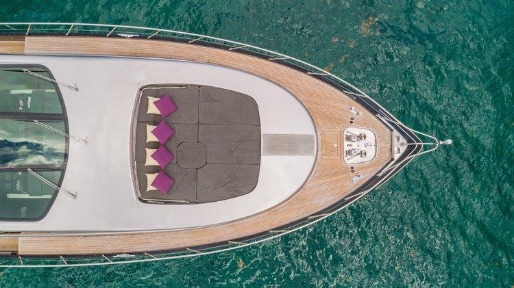 Boat for rent MANGUSTA 92.0 feet in Turnberry Isle Marina Yacht Club, FL
