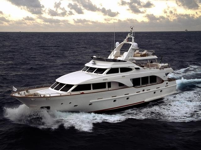 99.0 feet MY Benetti in great shape