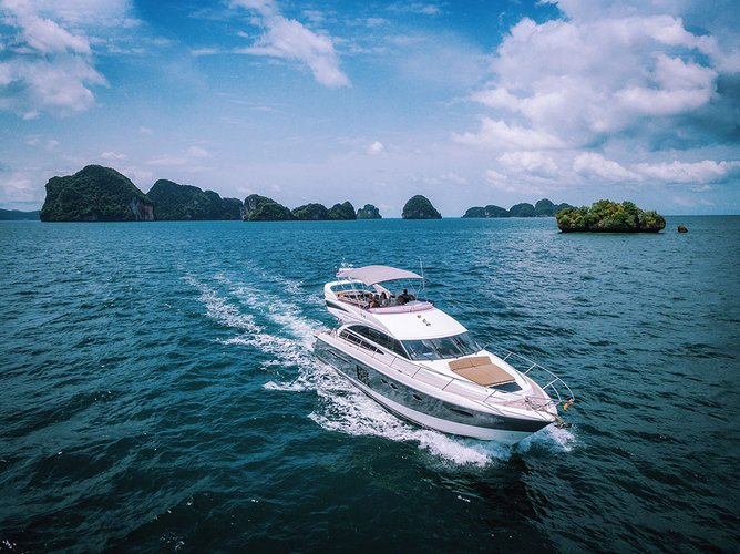 Boat for rent MY Princess 61.0 feet in Boat Lagoon Phuket, Thailand