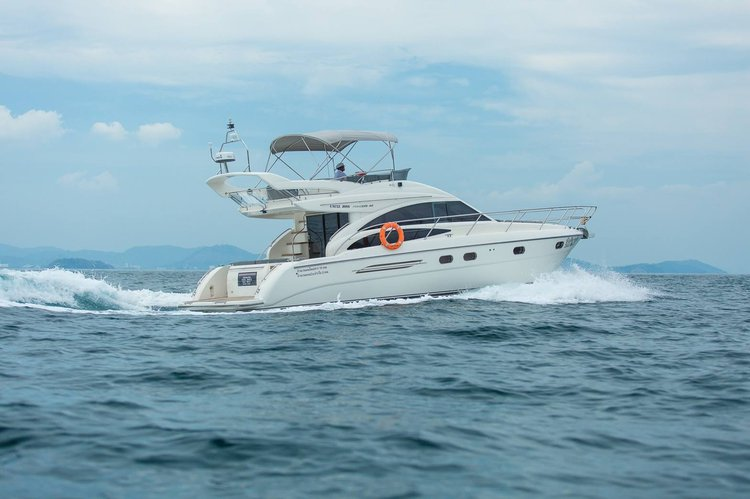 Boat for rent Princess 44.0 feet in Boat Lagoon Phuket, Thailand