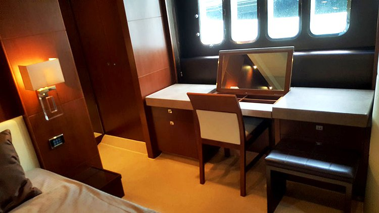 Boat for rent PRINCESS 78.0 feet in Boat Lagoon Phuket, Thailand