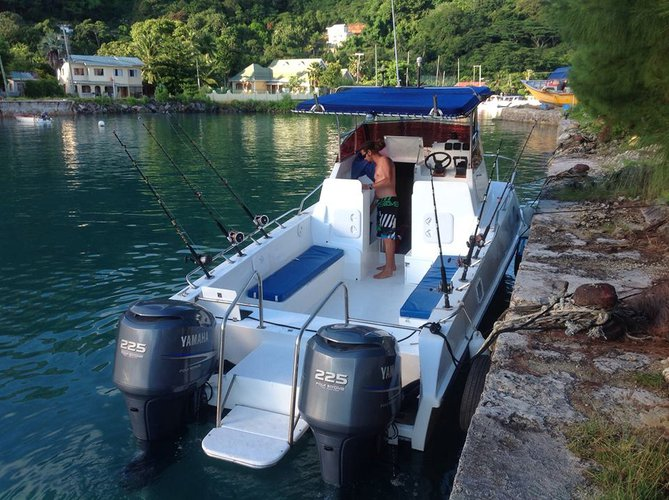 Boat rental in Victoria,