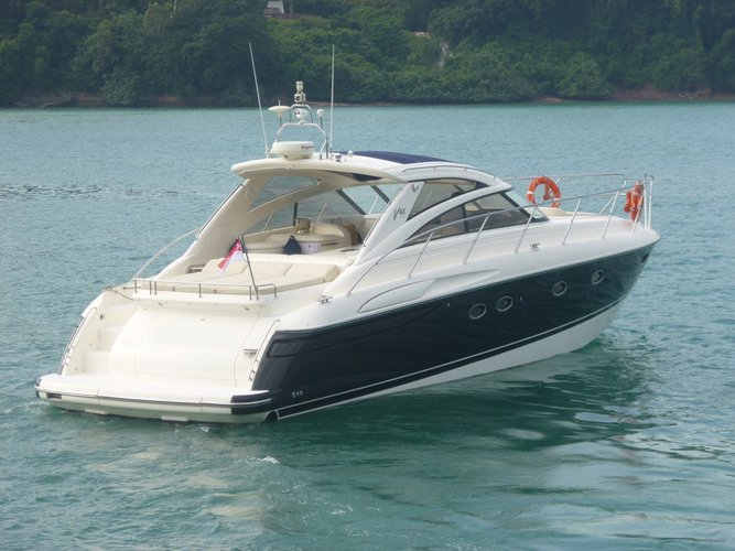 Princess's 48.0 feet in Marina At Keppel Bay