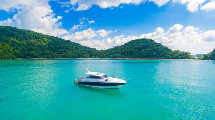 Boat for rent Princess 57.0 feet in Boat Lagoon Phuket,