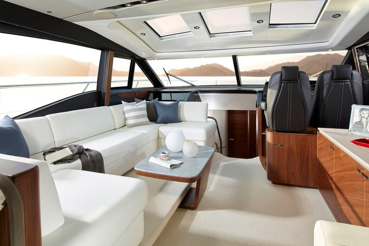 Discover Phuket surroundings on this S65 Princess boat