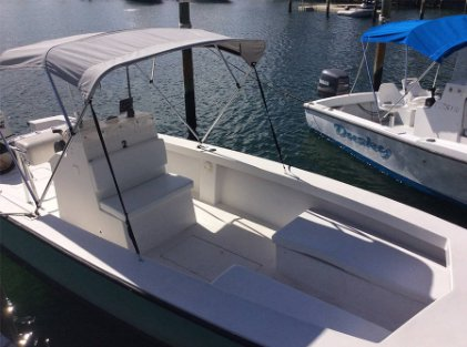Get the perfect boat to enjoy in Bahamas style