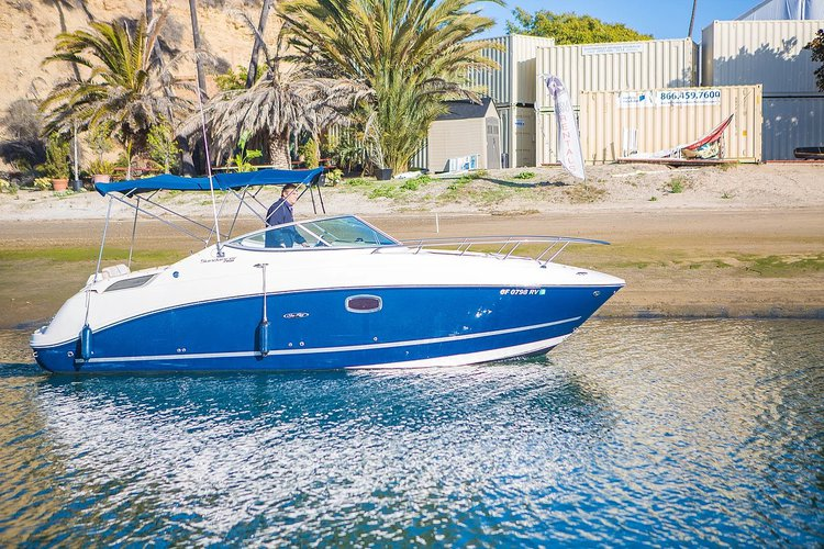 FUN SEA RAY CRUISER