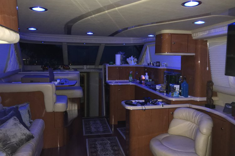 Boat for rent Sea Ray 52.3 feet in Dinner Key Marina, FL