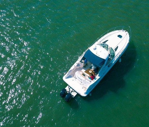 38.0 feet Searay in great shape