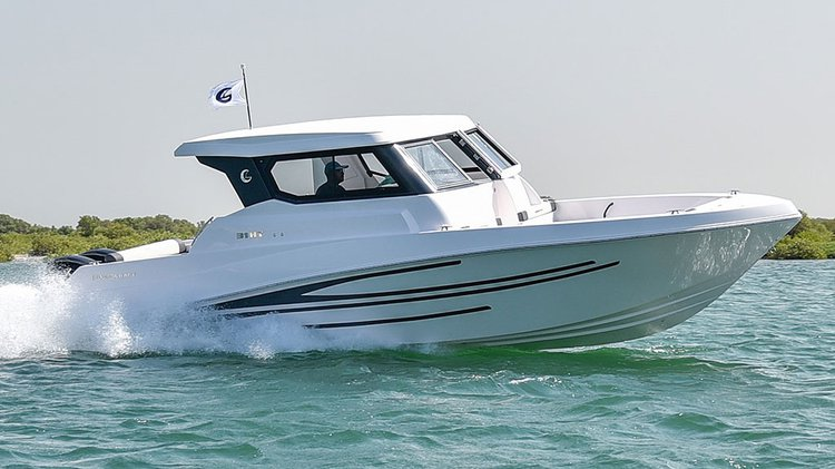 Boat for rent Silvercraft 30.0 feet in Phuket Boat Lagoon, Thailand
