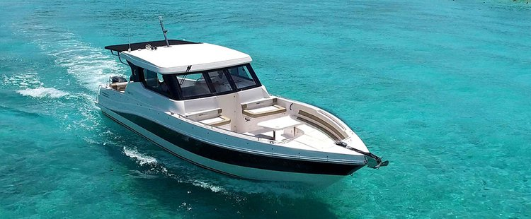 Explore Thailand on our comfortable motor boat for rent