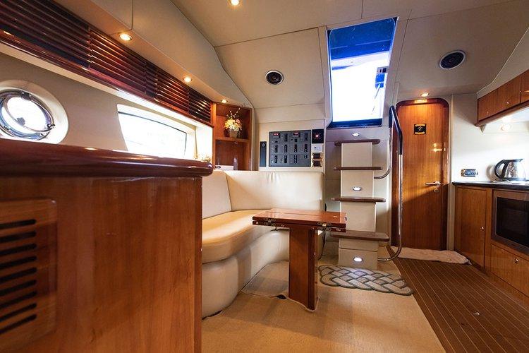 Discover Phuket surroundings on this 42 Sunnav boat