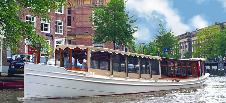 Other boat for rent in Amsterdam