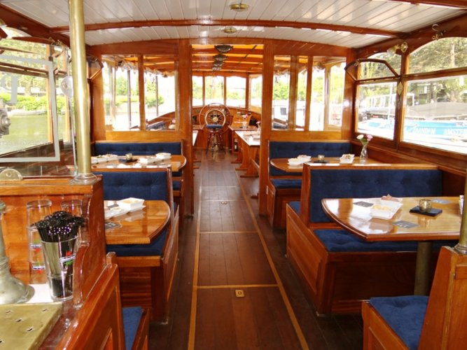 Up to 40 persons can enjoy a ride on this Other boat