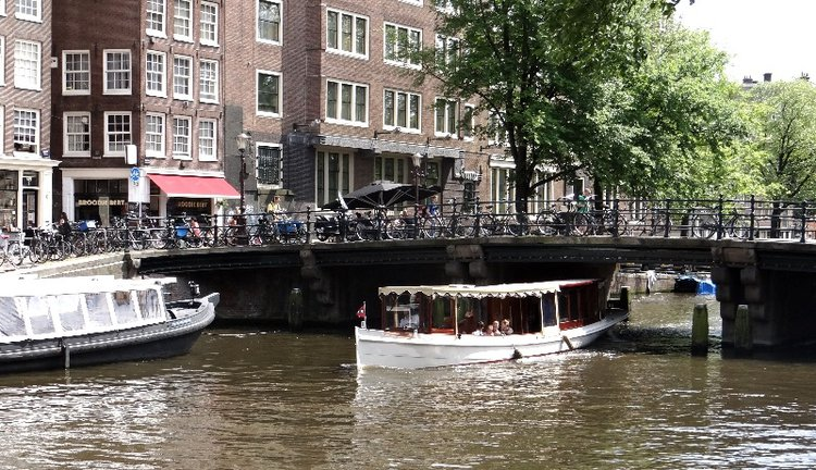 Boat rental in Amsterdam,