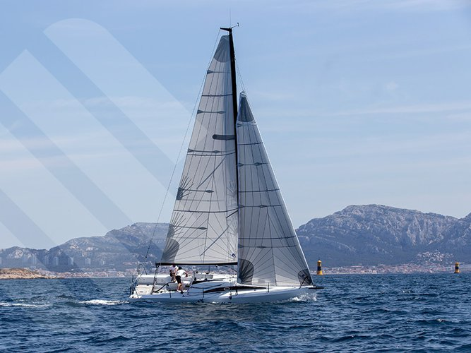 Discover Marseille in style boating on this sailboat rental