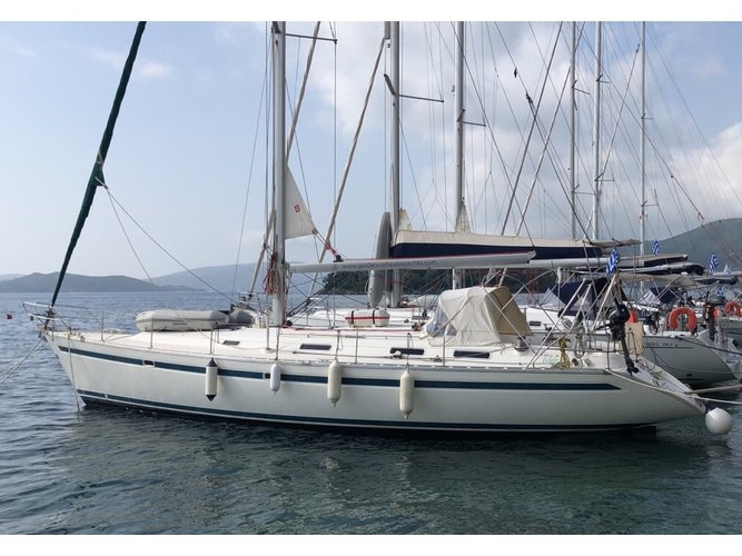 Climb aboard this Bavaria Yachtbau Bavaria 46 Holiday for an unforgettable experience