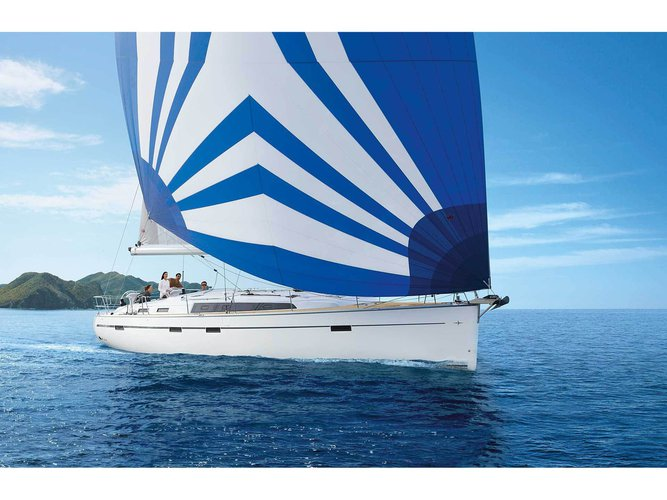Get on the water and enjoy Kos in style on our Bavaria Yachtbau Bavaria Cruiser 51