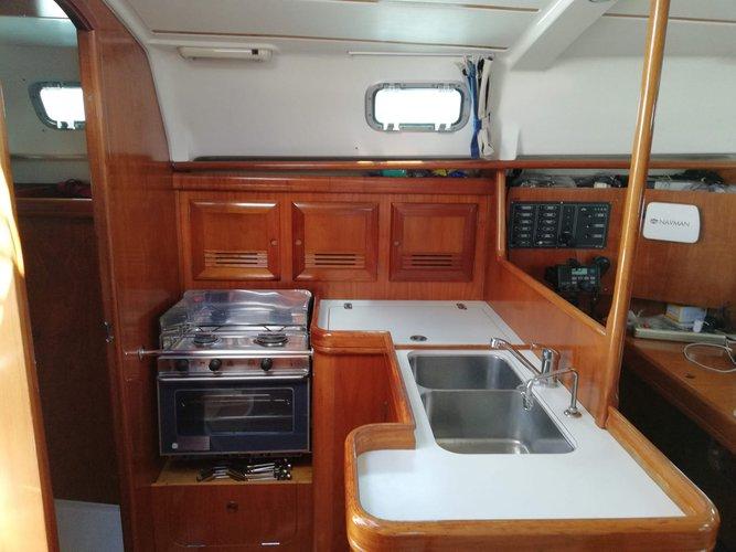 Monohull boat rental in ACI Marina Pula, Croatia