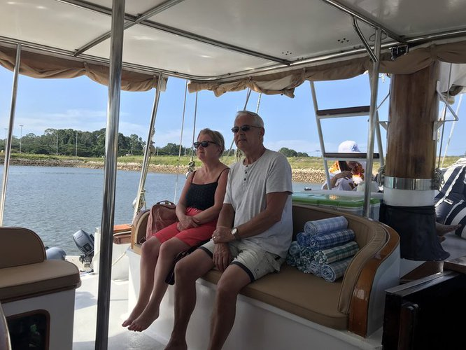Boat for rent Custom 111.0 feet in Ao Nang, Thailand