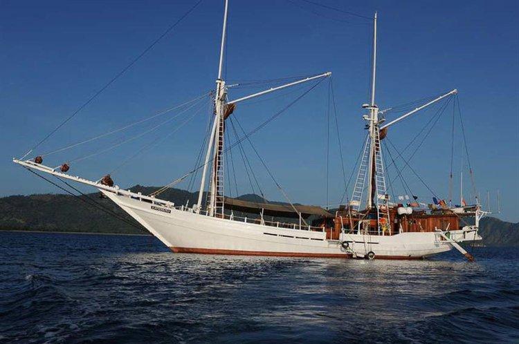 Boat for rent Custom 125.0 feet in Bali,