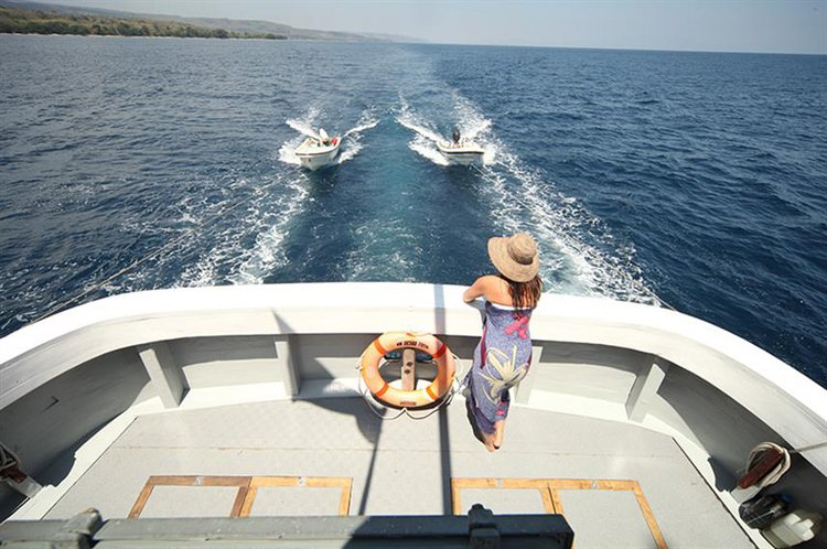 Boat for rent Custom 138.0 feet in Bali, Indonesia