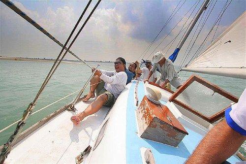 Boat rental in Changi Sailing Club,