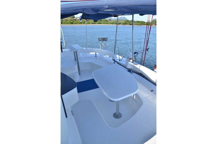 Catamaran boat rental in Trou D'Eau Douce,