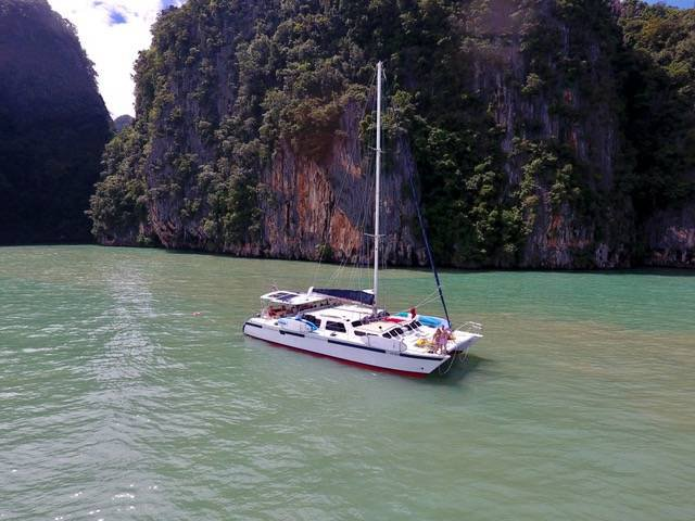 Boat for rent Kelsall 58.0 feet in Phuket, Thailand