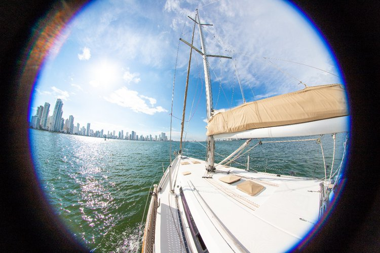 Dufour boat for rent in Cartagena