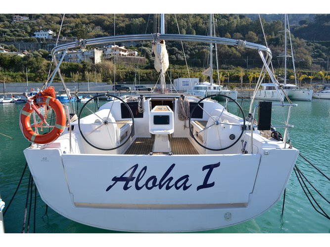 Enjoy luxury and comfort on this Capo d'Orlando sailboat charter