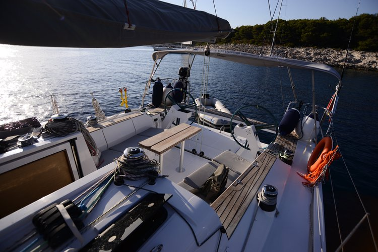 Impression's 40.0 feet in Tivat