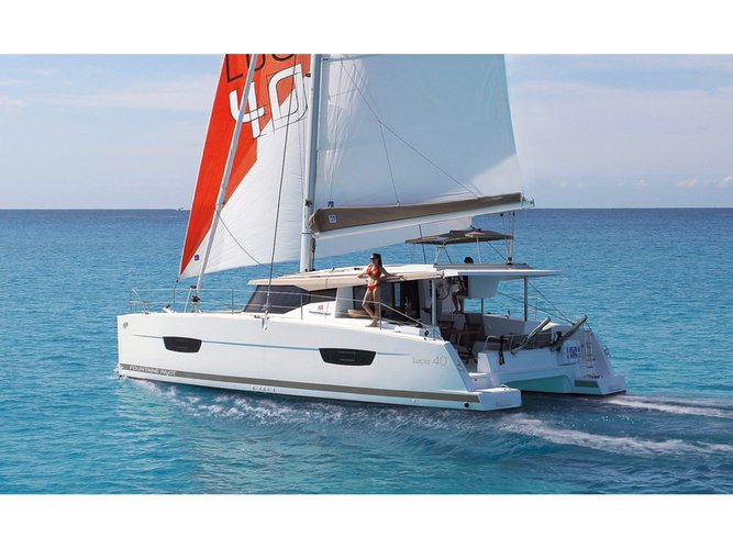 The perfect boat to enjoy everything Punta Ala, IT has to offer