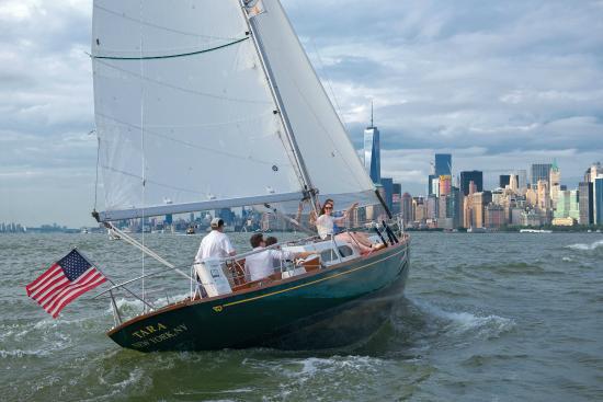 S/V Tara - Private Sailboat in New York City