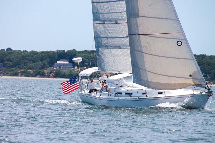 42.0 feet J Boats in great shape