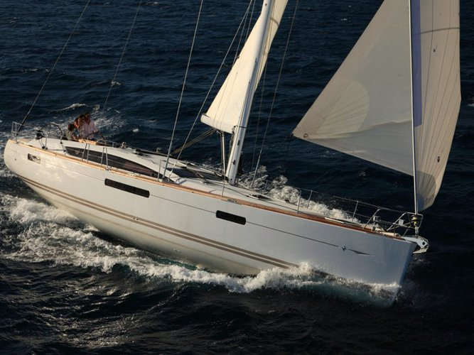 Experience Bodrum on board this elegant sailboat