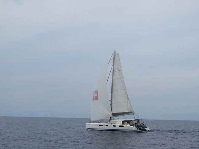 Boat for rent Nautitech 48.0 feet in Cartagena, Colombia
