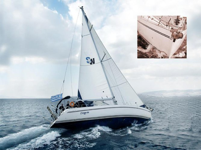 Experience Rhodes, GR on board this amazing Ocean Yachts Ocean Star 56.1- 6 cabins