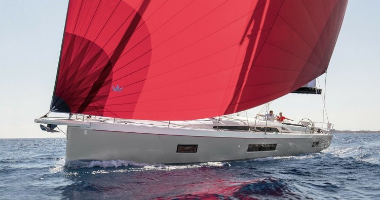 Escape from the boisterous crowds in the Martinique on board Oceanis 51.1