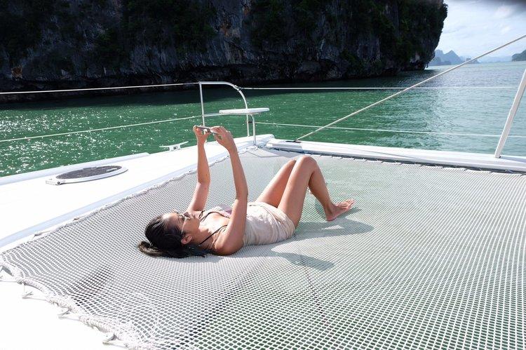 Salina's 47.0 feet in Phuket