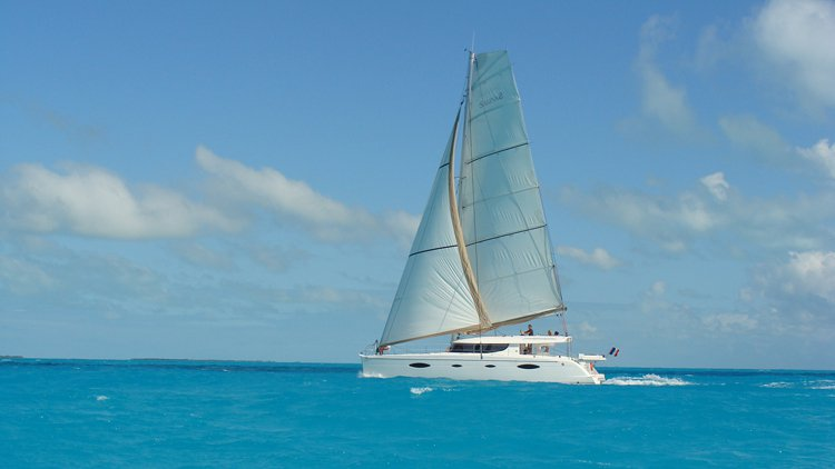 Turn your vacation to best memories of your life onboard Salina 48