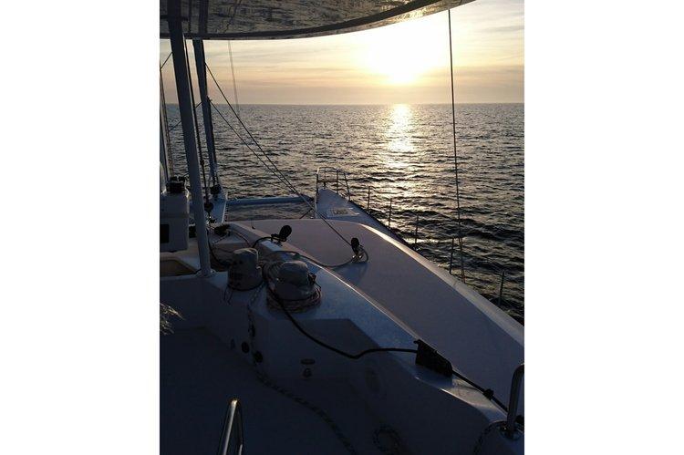 60.0 feet Sunreef in great shape