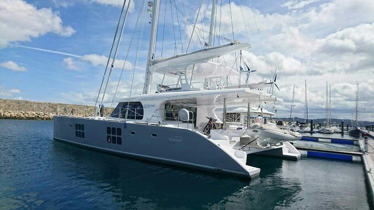Boat for rent Sunreef 60.0 feet in Boat Lagoon Phuket, Thailand